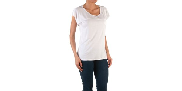 Dámske biele basic tričko Womens Secret