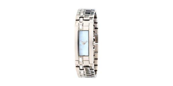 Dámske náramkové hodinky Esprit s kamienkami