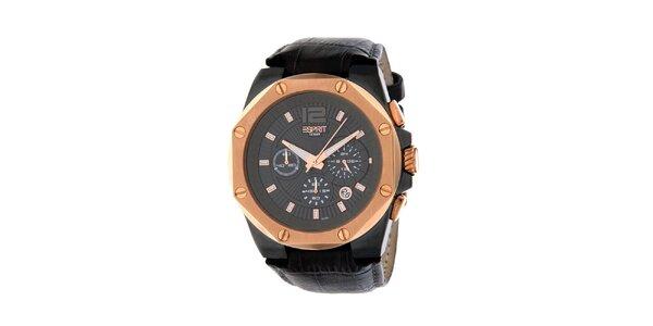 Pánske analogové hodinky s chronografom Esprit