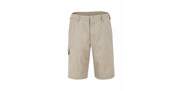 Pánske béžové nohavice Maier s odpínateľnými nohavicami