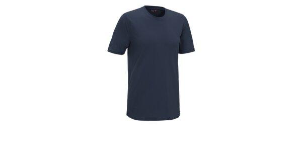 Pánske tmave modré tričko Maier