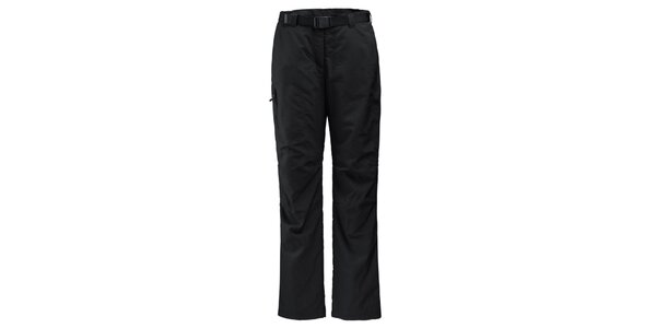Dámske čierne funkčné outdoorové nohavice Maier