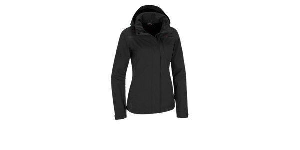 Dámska čierna bunda Maier