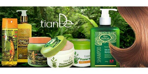 Prírodná kozmetika na vlasy