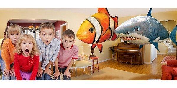 Lietajúca ryba s ovládaním AIR SWIMMERS