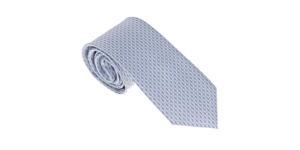 Luxusná svetlo modrá kravata Castellet Barcelona