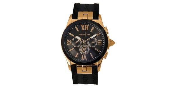 Hľadanie strateného času - pánske hodinky Cerruti 1881  963ba3993a