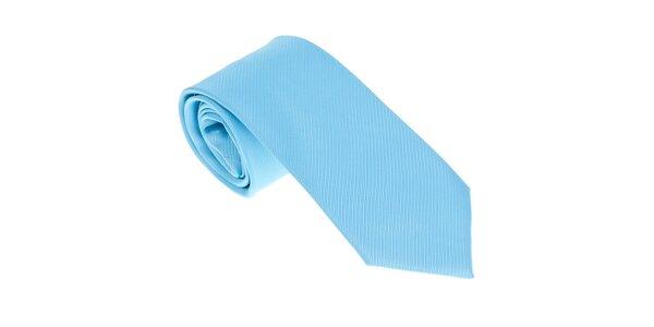 Luxusná tyrkysová kravata Castellet Barcelona