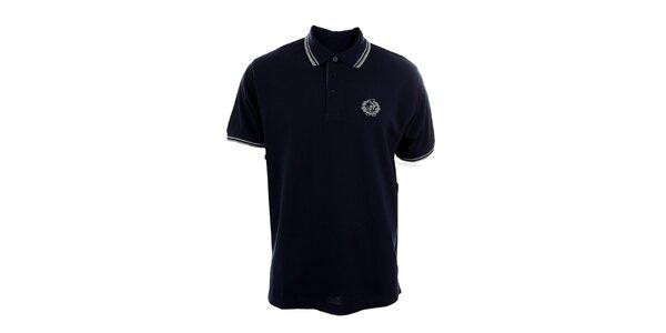 Pánske tmavo modré polo tričko Polo Club