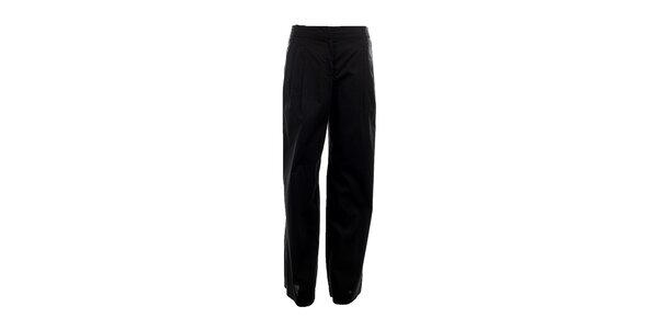 Dámske čierne nohavice Max Mara