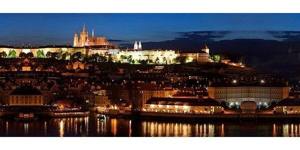 3-dňový pobyt pre DVOCH v Parkhoteli Praha****