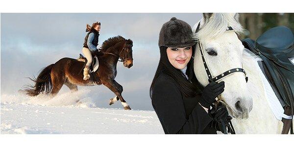 Kurz jazdenia na koni (2 hod.)