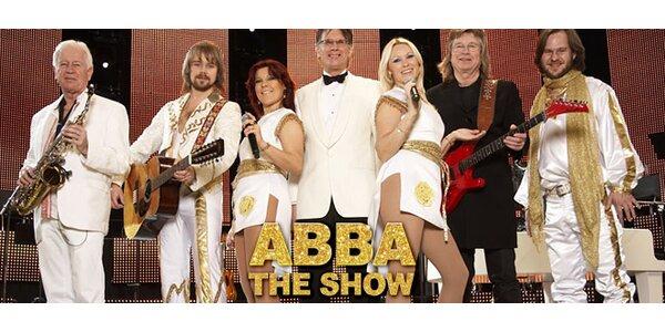 25 eur za DVE vstupenky na ABBA The Show v Bratislave v hodnote 50 eur.
