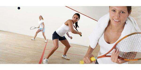 3 eurá za hodinu na squashi