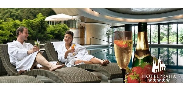 144 eur za 3-dňový pobyt pre dvoch v luxusnom hoteli PRAHA***** v Prahe