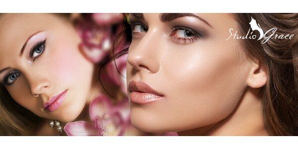 11,99 eur za ošetrenie tváre exkluzívnou kozmetikou Maria Galland