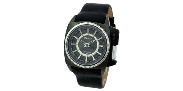 Pánske analogové hodinky s tachometrom DKNY