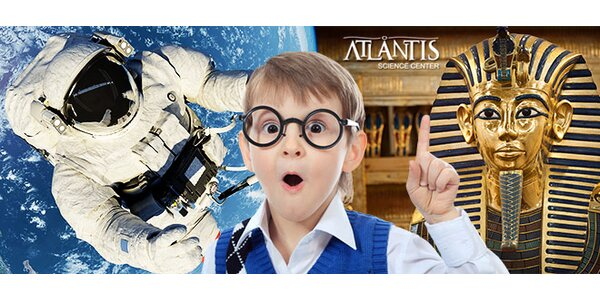 Vstupenky do Atlantis Centers