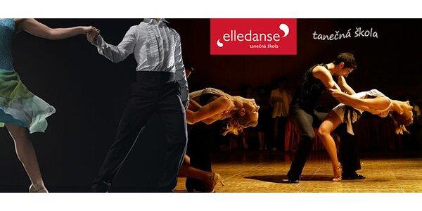 Kurzy tancov v Tanečnej škole elledanse