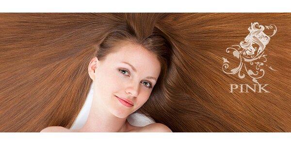 Ošetrenie vlasov prípravkami NASHI ARGAN so 100 % arganovým olejom