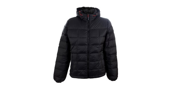 Dámska čierna zimná prešívaná bunda Trimm Zephyr