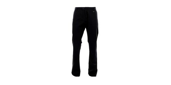 22b218fad3 Pánske čierne nohavice Pietro Filipi