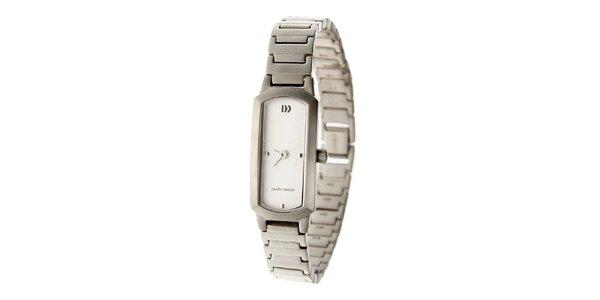 Dámske titanové hodinky Danish Design