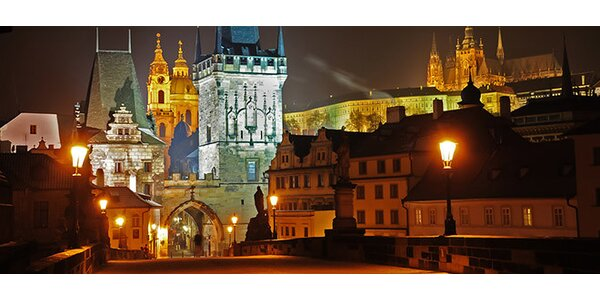 Pobyt v ****Garzotto Hotels & Resorts Praha