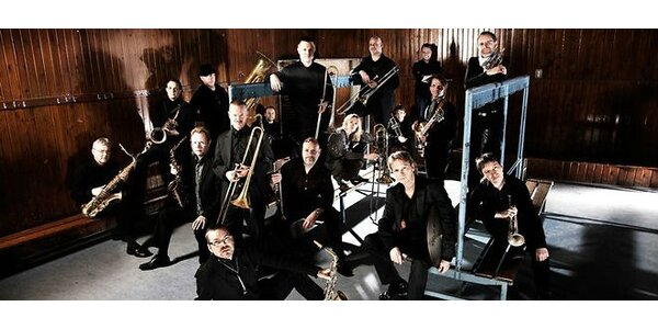 THE DANISH RADIO BIG BAND featuring Kalman Olah