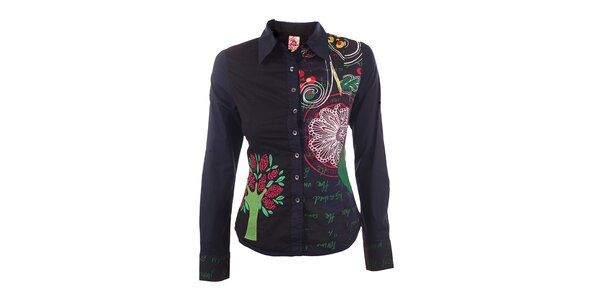 Dámska farebná košeľa DY Dislay Design