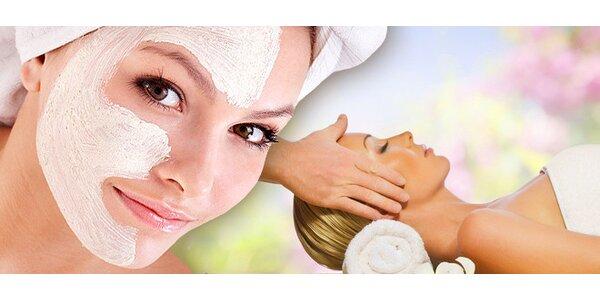 6 eur za kozmetickú masáž tváre v salóne MIA