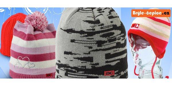 Detské zimné pletené čiapky vrátane poštovného