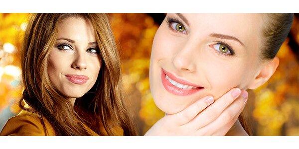 Čistenie a masáž tváre