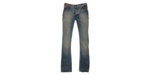 Pánske svetlé džínsy Timeout