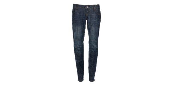 Dámske modré džínsy Timeout