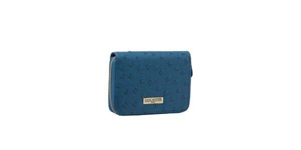 Dámska modrá peňaženka Lancaster
