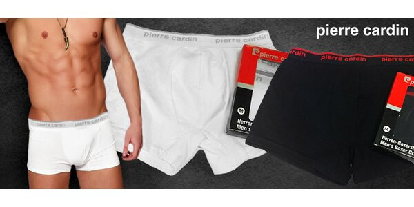 Boxerky Pierre Cardin Duo Pack