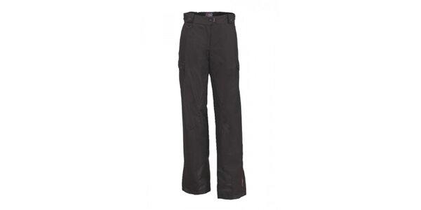 Dámske čierne dvojvrstvové zimné nohavice Envy