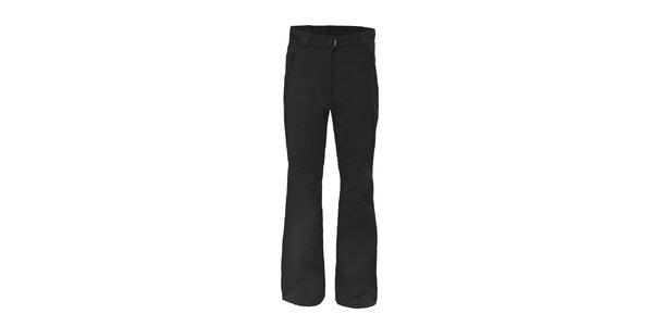 Dámske čierne zimné softshellové nohavice Envy