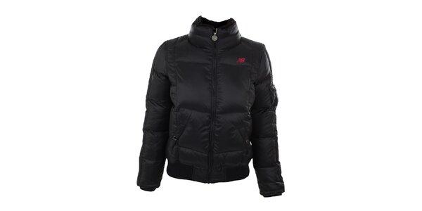 Dámska čierna zimná bunda New Balance