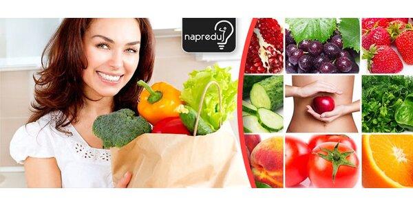 Kurz zdravšieho stravovania