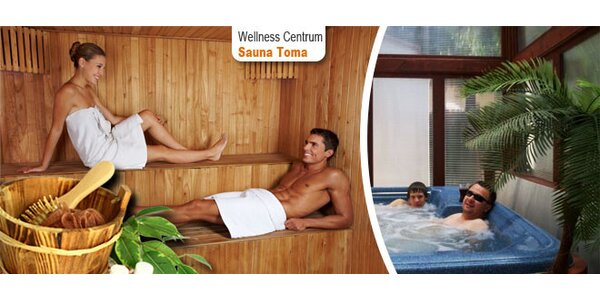 Relax a wellness pre 2 osoby