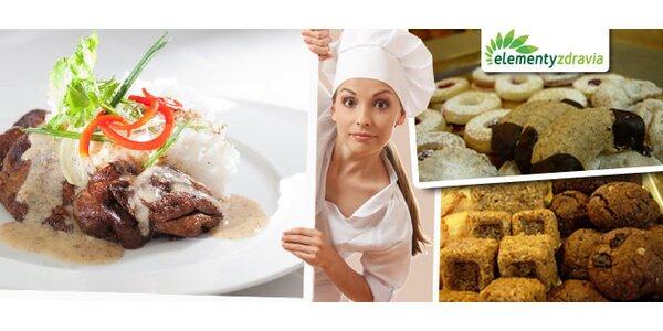 Kurz zdravého varenia a pečenia