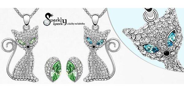 Šperky s kryštálikmi Swarovski Elements