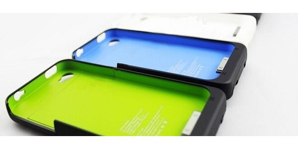 Externá batéria pre iPhone 4 a 4S