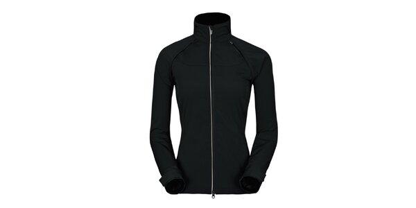 Dámska čierna športová bunda Husky