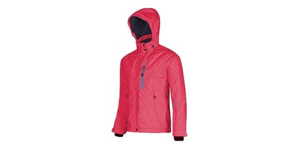Detská ružová lyžiarska bunda Husky