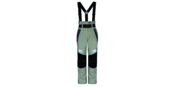 Dámske béžové membránové nohavice Husky