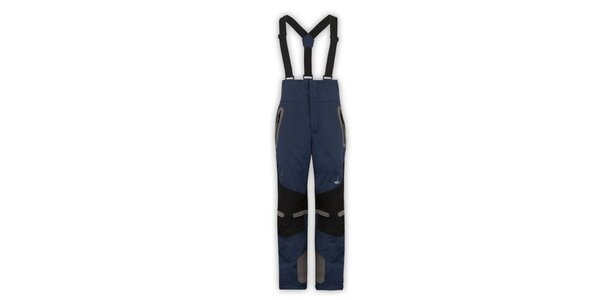 Pánske tmavo modré membránové nohavice Husky