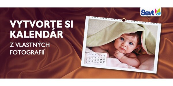 Fotokalendár z vlastných fotografií na rok 2014 Ševt